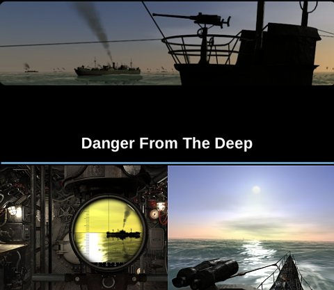 Danger from the Deep