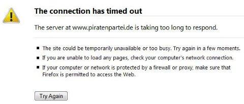 Internet censorship in Germany