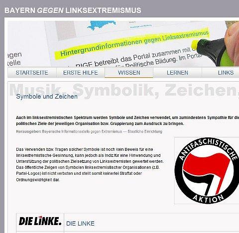 linksextremismus