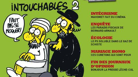 La Vie de Mahomet/Charlie Hebdo