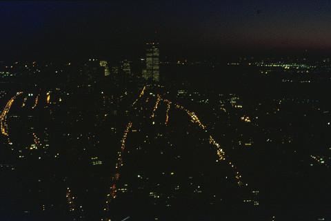 New Yurk by night