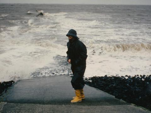 Mann und Meer