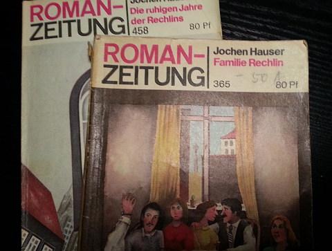 Romanzeitung