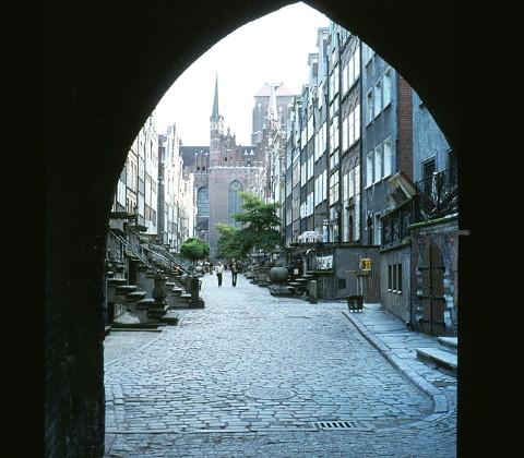 Danziger Altstadt