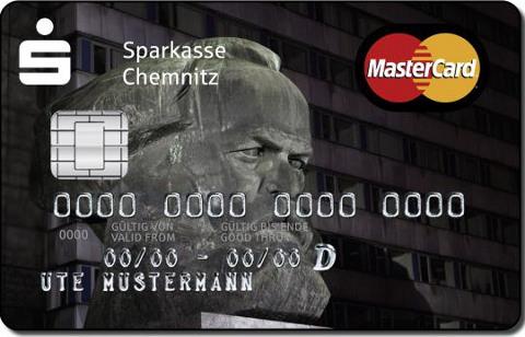 karl Marx Mastercard