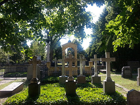 invalidenfriedhof