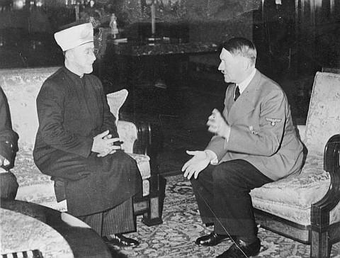 Amin el-Husseini | Hitler