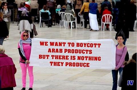 boykottiert araber