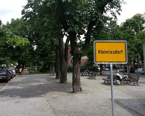 klein Rixxdorf