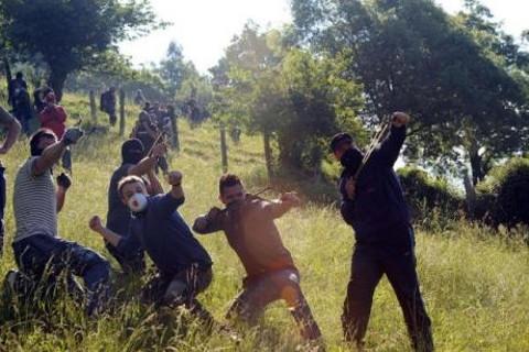 militant strike