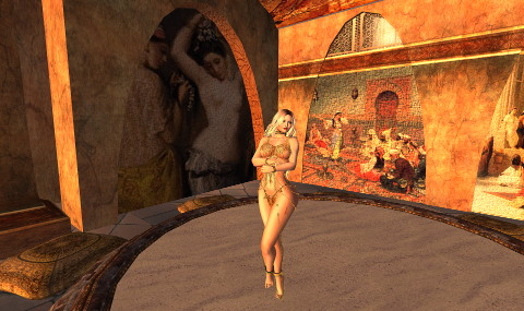 dancer in Ianda