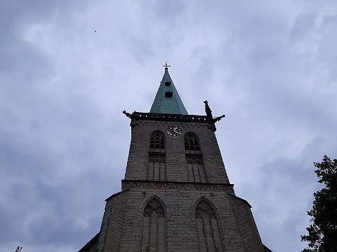 Evangelische Stadtkirche unna