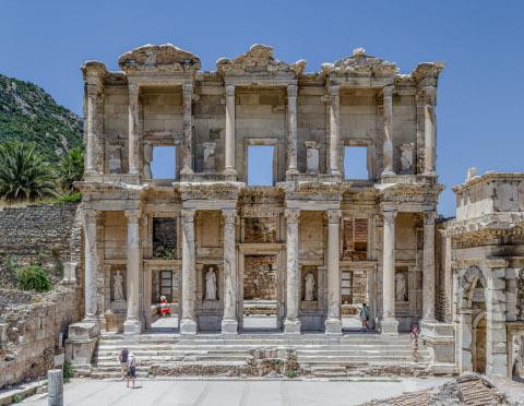 Bibliothek Ephesus