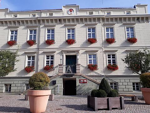Hansestadt Havelberg Rathaus