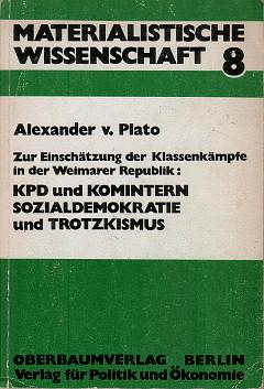 alexander von plato