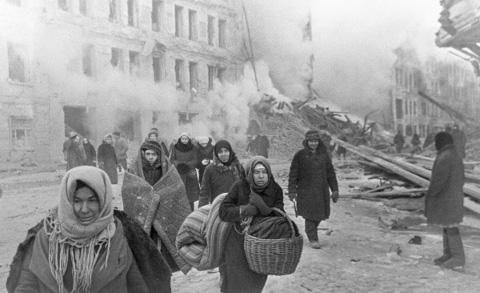 Blockade Leningrad