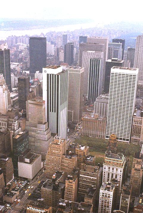 New York north Manhattan