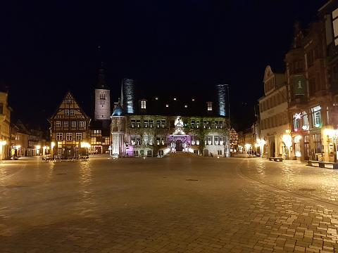 markt quedlinburg