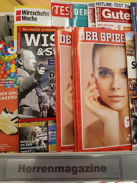 Herrenmagazine