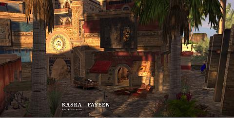 Kasra - Fayeen