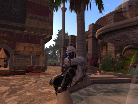 mesh avatar