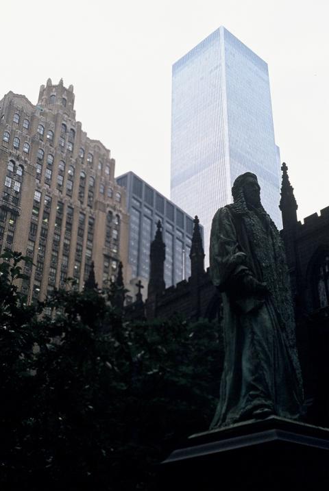 john watts statue