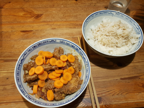Koreanischer Bulgogi-Fleischtopf