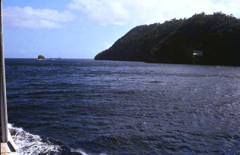 trinidad northern coast