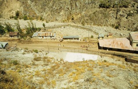 eisenbahn ecuador