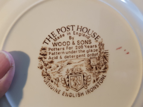 the post house wood and sons pottery