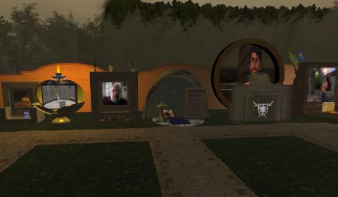 virtual cemetery Olni
