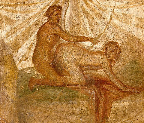 ancient roman porn