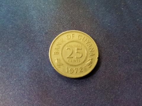 cents guyana