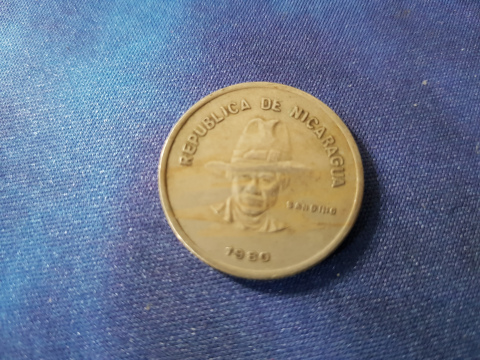münzen Nicaragua
