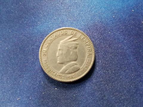 münzen Honduras