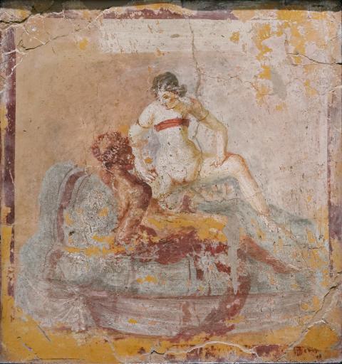 roman whore