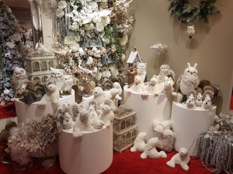 weihnachtsdekoration kadewe