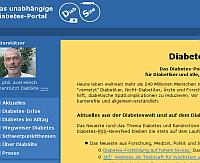Diabetes-Portal