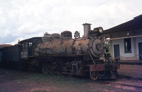 Madeira-Mamoré-Eisenbahn
