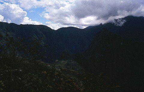 camino de los incas