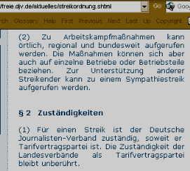 DJV Berlin, Hauptversammlung