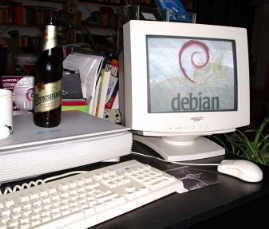 Debian rulez