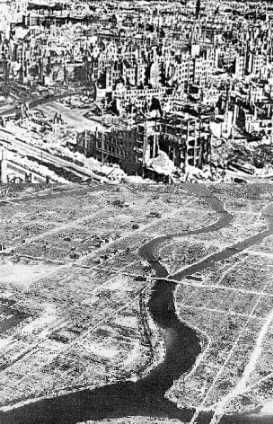Dresden und Hiroshima