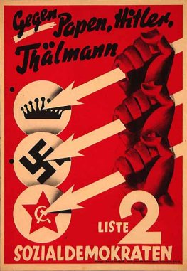 SPD-Plakat