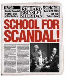schon wieder ein Skandal