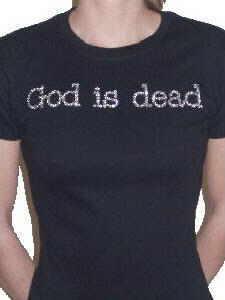 god is dead